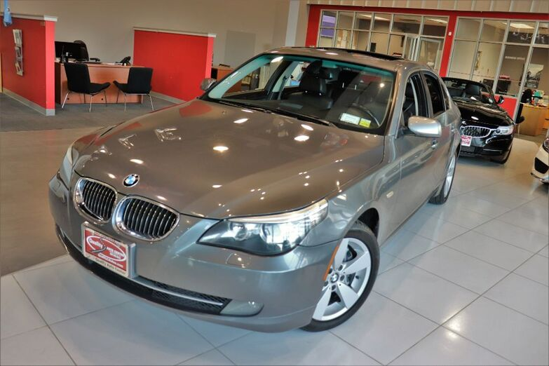 2008 BMW 5 Series 528xi Premium Cold Weather Package Springfield NJ