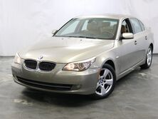 BMW 5 Series 535xi / 3.0L Twin-Turbocharged Engine / AWD xDrive Addison IL