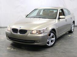 2008_BMW_5 Series_535xi / 3.0L Twin-Turbocharged Engine / AWD xDrive_ Addison IL
