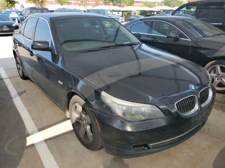 2008_BMW_5 Series_535xi_ Euless TX