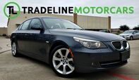 2008 BMW 5 Series 535xi LEATHER, SUNROOF, NAVIGATION, AND MUCH MORE!!!