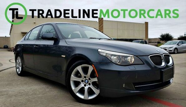 2008 BMW 5 Series 535xi LEATHER, SUNROOF, NAVIGATION, AND MUCH MORE!!! CARROLLTON TX