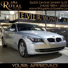 BMW 5 Series 535xi *PRICE REDUCED* 2008
