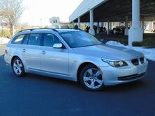 BMW 5 Series 535xiT 2008