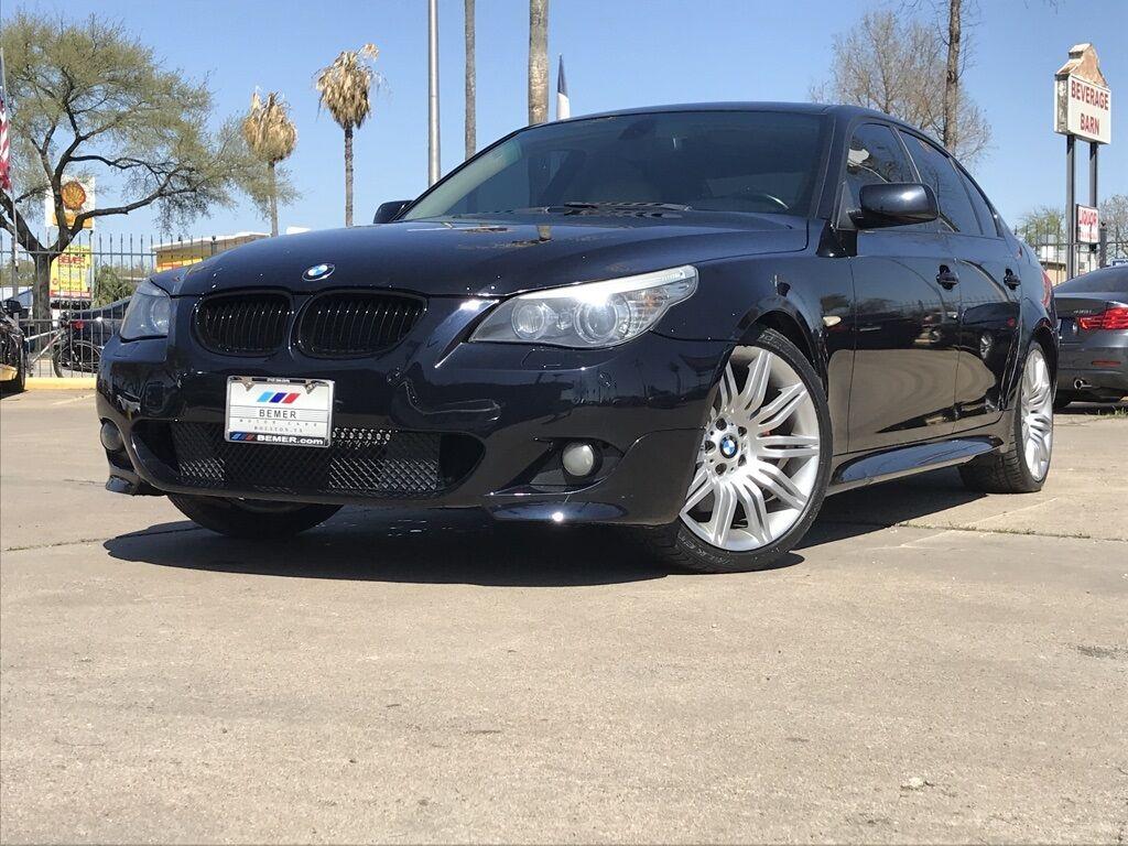 2008 BMW 5 Series 550i Houston TX