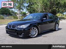 2008_BMW_5 Series_550i_ Pompano Beach FL