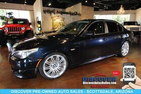 2008_BMW_5 Series_550i Sedan 4D_ Scottsdale AZ