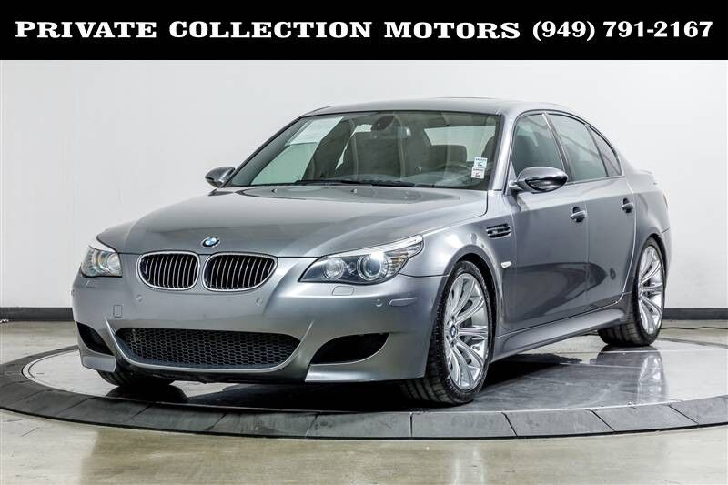 2008_BMW_5 Series_M5_ Costa Mesa CA