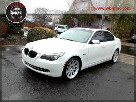 2008_BMW_528i_Sedan_ Arlington VA