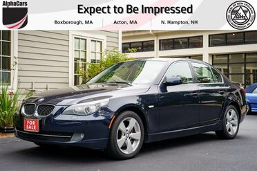 2008_BMW_528xi_All-wheel Drive Sedan_ Boxborough MA