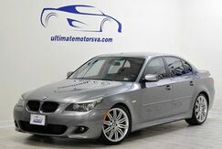2008_BMW_550i_M Sport Pkg-6 Speed Manual_ Midlothian VA