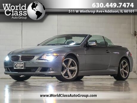 2008 BMW 6 Series 650i Chicago IL