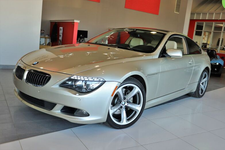 2008 BMW 6 Series 650i Comfort Access Heads Up Display Heated Front Seats Springfield NJ