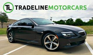 2008_BMW_6 Series_650i LEATHER, NAVIGATION, SUNROOF... AND MUCH MORE!!!_ CARROLLTON TX
