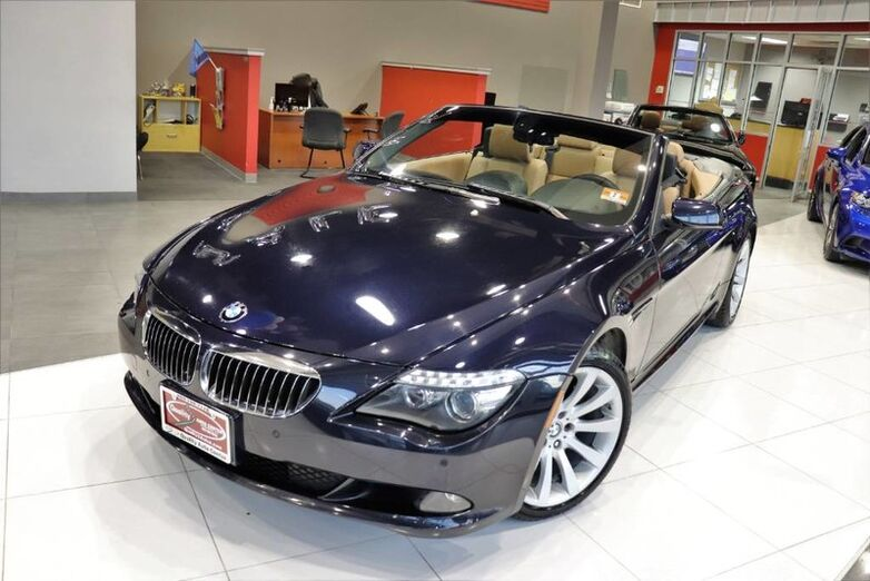 2008 BMW 6 Series 650i Springfield NJ