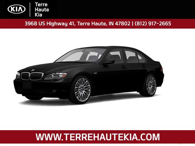 2008 BMW 7 Series 4dr Sdn 750i Terre Haute IN