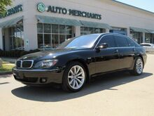 2008_BMW_7-Series_750Li SUNROOF, HEATED STEERING WHEEL, AUTOMATIC TRUNK,_ Plano TX