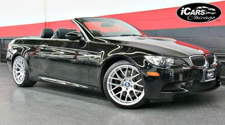 2008_BMW_M3_2dr Convertible_ Chicago IL