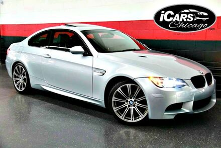 2008_BMW_M3_2dr Coupe_ Chicago IL