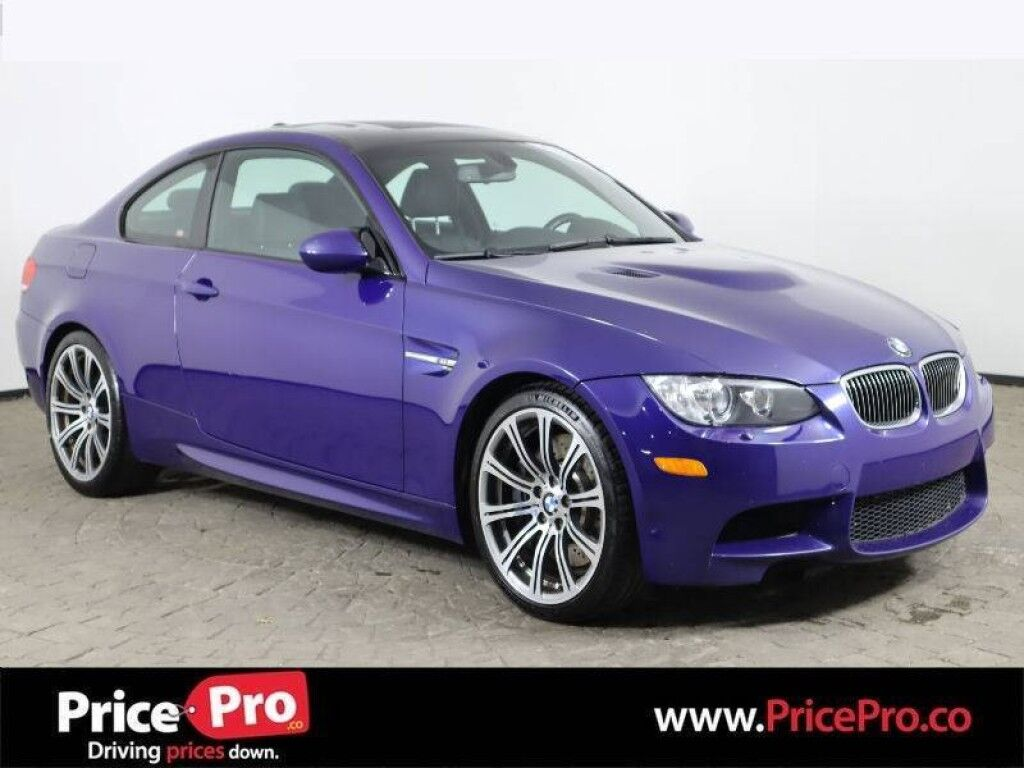 2008 BMW M3 4.0L V8 w/Nav/Heated Leather