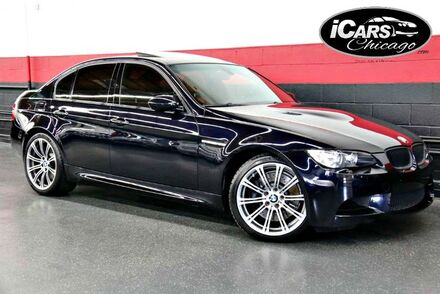 2008_BMW_M3_4dr Sedan_ Chicago IL