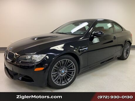 2008 BMW M3 6-Speed Manual One Owner low miles Clean Carfax Pristine CLEAN ! Addison TX