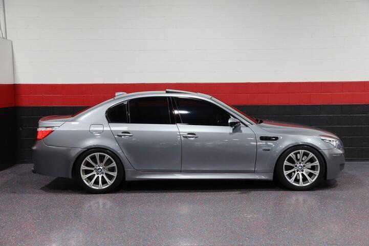 2008 BMW M5 4dr Sedan Chicago IL