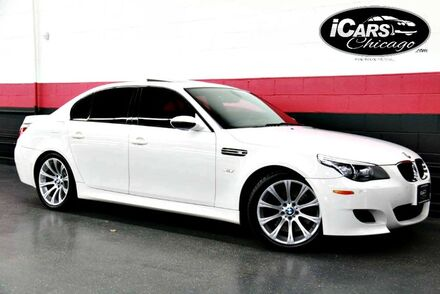 2008_BMW_M5_4dr Sedan_ Chicago IL
