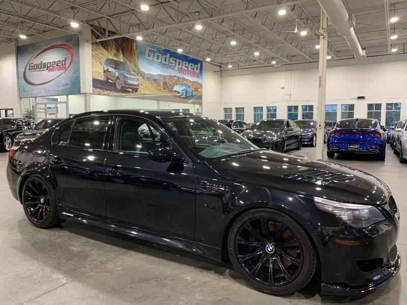 2008_BMW_M5_V10 upgrades 86K MSRP_ Charlotte NC
