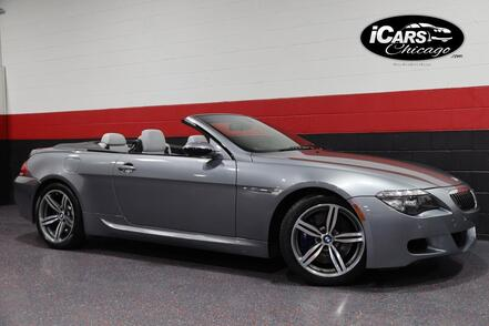2008_BMW_M6_2dr Convertible_ Chicago IL