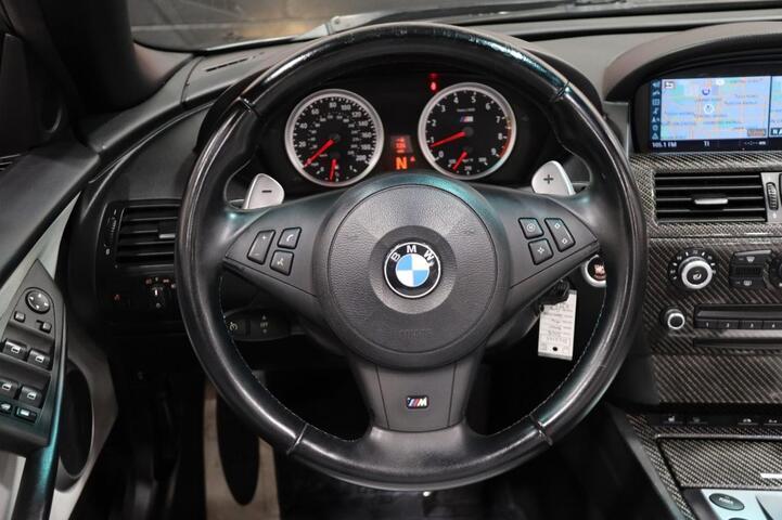 2008 BMW M6 2dr Convertible Chicago IL