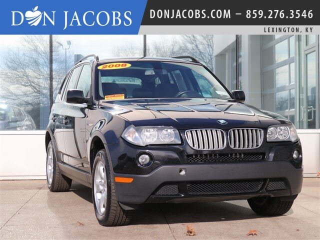 2008 BMW X3 3.0si Lexington KY