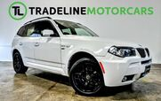 2008 BMW X3 3.0si M SPORT, LEATHER, CRUISE CONTROL AND MUCH MORE!!!