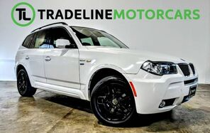 2008_BMW_X3_3.0si M SPORT, LEATHER, CRUISE CONTROL AND MUCH MORE!!!_ CARROLLTON TX