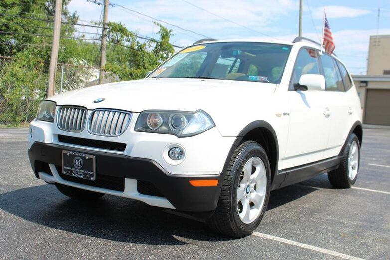 2008 BMW X3 3.0si New Castle DE
