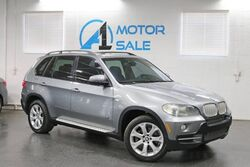 BMW X5 4.8i AWD Navigation Rear TV Pano Roof 2008