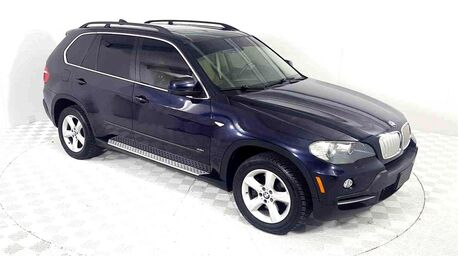 2008_BMW_X5_4.8i_ Euless TX