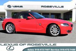 2008_BMW_Z4__ Roseville CA