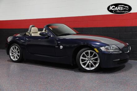 2008_BMW_Z4_3.0i 2dr Convertible_ Chicago IL