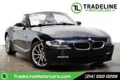 2008 BMW Z4 3.0i LEATHER, SOFT TOP CONVERTIBLE, POWER SEATS AND MUCH MORE!!!