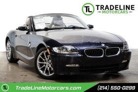 2008_BMW_Z4_3.0i LEATHER, SOFT TOP CONVERTIBLE, POWER SEATS AND MUCH MORE!!!_ CARROLLTON TX