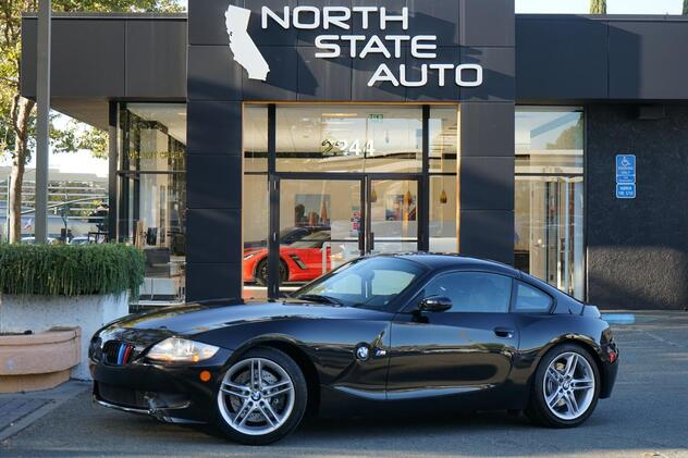2008_BMW_Z4_M_ Walnut Creek CA