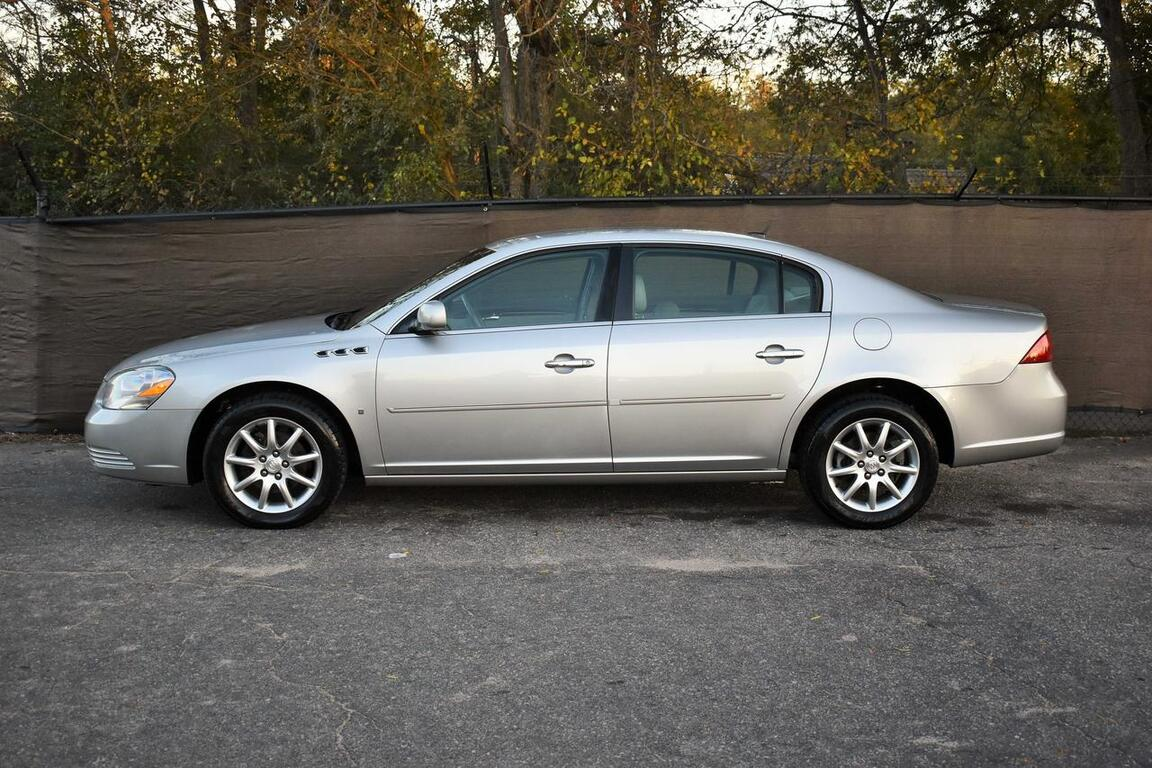 2008 BUICK LUCERNE  Youngsville NC