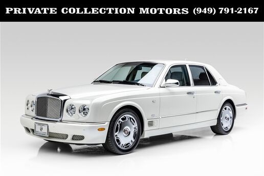 2008 Bentley Arnage R Mulliner Concours Limited Edition Costa Mesa CA