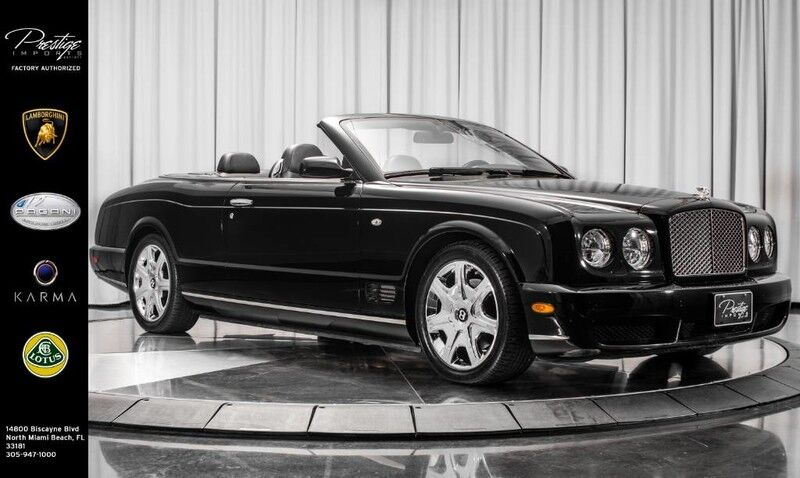 2008_Bentley_Azure__ North Miami Beach FL