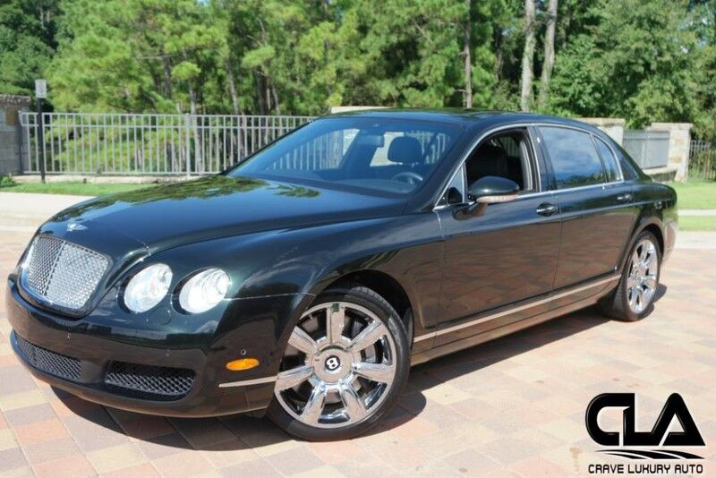 2008 Bentley Continental Flying Spur  The Woodlands TX