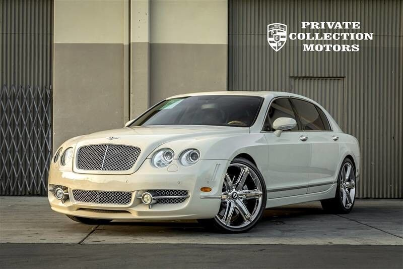 2008_Bentley_Continental Flying Spur_Mulliner Mansory 1 Owner_ Costa Mesa CA