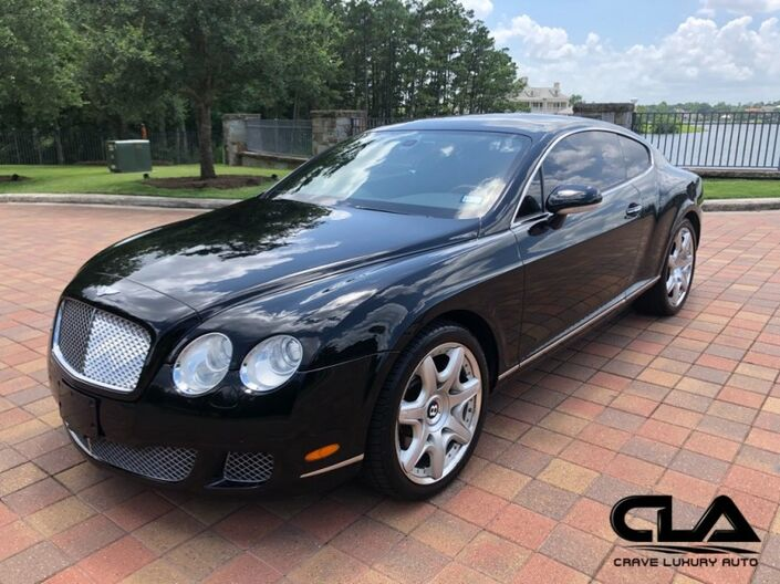 2008 Bentley Continental GT  The Woodlands TX