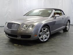2008_Bentley_Continental GT_6.0L 48-Valve Twin-Turbo W12 Engine / Soft CONVERTIBLE Top_ Addison IL