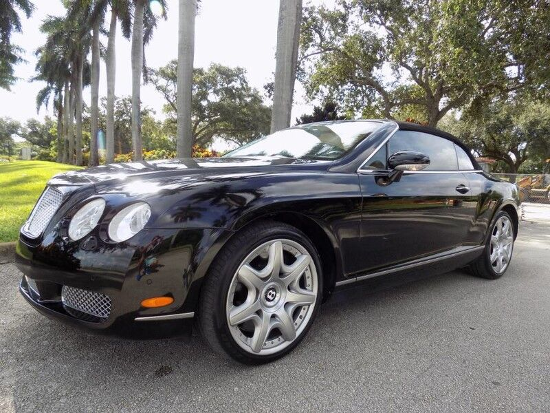2008 Bentley Continental GT Base Hollywood FL